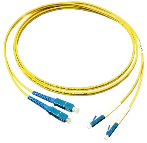 LC-SC DUPLEX_fiber_optic_patch_cord