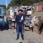 مهندس امین زنگنه یوسف آبادی پیمانکار مخابرات اهواز خوزستان مجری پروژه ترینچر