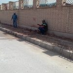 کابل کشی زیر زمینی خاکی فیبر