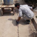 ترنچر پروژه کابل کشی فیبر نوری