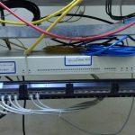 PCM 30 کاناله رک مخابراتی پچ پنل