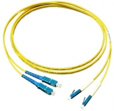 LC-SC DUPLEX_fiber_optic_patch_cord